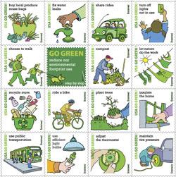 """Go Green"" Never Stamp | ExTechOps"